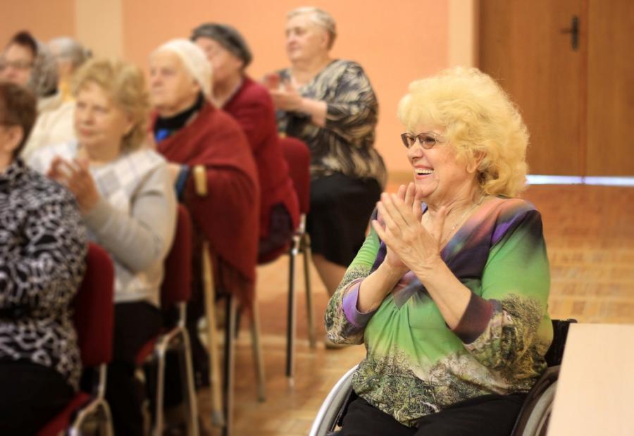 Концерты в домах ветеранов и престарелых дом престарелых луцк